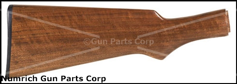 Stock, 12 & 16 Ga., Walnut, w/ Buttplate & Washer