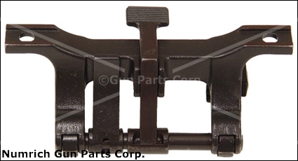 HK/Cetme Rifle Stanag Claw Mount