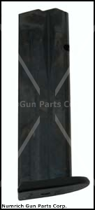 Magazine, 9mm, 15 Round, Blued
