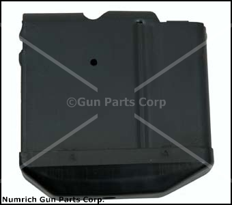 Magazine, .243, .308, .300 Sav, 10 Round, Replacement, Blued