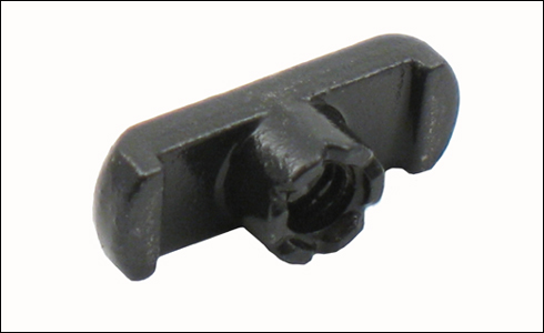 Rear Sight Nut, Old Style, Replacement (Locking Bar)