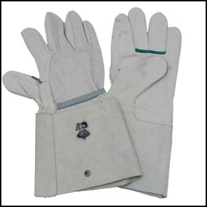 Welding Gloves - -
