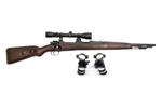 Mauser 98 Turret Mount Set