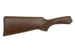 Stock, 12 Ga., Checkered Walnut, Satin Finish w/ Logo Buttplate