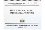 """Mechanical Graphic Training Aid Booklet, Spiral Bound, B/W, 8-1/2"""" x 11"""", 30 Pgs"""
