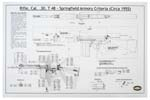 "T48 Springfield Armory Criteria Poster, B/W, 22"" x 34"""