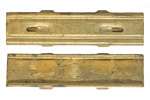 Stripper Clip, 7 x 57, 5 Round, Brass, Original
