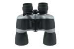 Binoculars, 10-30x50 Zoom Power w/ Nylon Carry Case - -