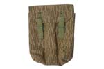 Pouch, Four Pocket, SAR-3, Raindrop Camo, East German - -