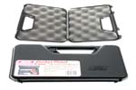 "Gun Case, Attache Type (Inside Measures 9"" x 5.8"" x 2.9"") - -"