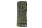 Magazine Pouch, Single, G.I. Vietnam Era, Used,Fair Condition w/ Faded Markings