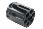 Cylinder w/Gas Ring, .357 Mag,6-Shot, Used-Fits Late Mdls w/Gas Ring on Cylinder