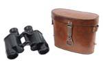 1087180 Binocular & Case, Czech Army D6 6x30 Range Finding - -
