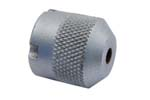 Blank Firing Device, Style 2, .795&quot; OD, Polishd Finish, Coarse Knurling, 4 Notch