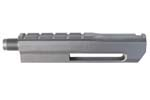 Barrel, .44 Mag,7.5&quot;, Stainless, Slabside, Integral Weaver Scope Rail