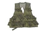 "Grenade Carrying Vest, U.S. 40mm, Size Medium, 39"" to 42"" Chest, G.I., Unissued"