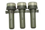 Belgian Grenade Tubes (Set of 3)