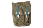 Mag Pouch, Straight, Blue Straps & Belt Loops (No Side Pocket for Cleaning Kit)