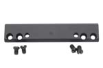 Side Mount Base, Weaver, #10 w/ 8 x 40 Screws, New