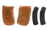 Magazine & Pouch Set, Original Includes 2 - 20 Rd. .32 ACP Mag & Leather Pouch
