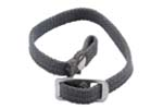Bayonet Wrist Strap w/ Buckle, Canvas, Colors Vary, New