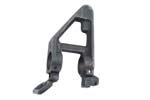 Front Sight Base & Bayonet Lug Assembly, Forged, New, Black Finish - -