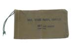 Spare Parts Bag, OD Canvas, Dated 1952, Unissued