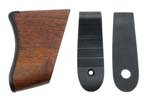 Buttplate, Steel (Replaces Factory Plastic; Incl Hardware &amp; Instructions)