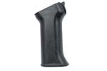 Pistol Grip, Black Plastic, IMI Manufacture, Used Good to Very Good