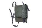 Padded Carry Strap Rig, Style D, East German Military, Used - -