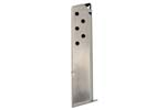 Magazine, .380 ACP, 10 Round w/Flat Floorplate & Side Rib,Stainless, Made by USA