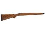 Stock, RH, .375 H&H/.416 Rigby, Heavy Barrel, Wlnt Cut-Checkered, Satin Finish