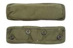 Shoulder Pad, OD Canvas, Unissued