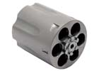 Cylinder Assemby, .357 Mag/.38 Spec, Fluted, New Factory Original, Stainless
