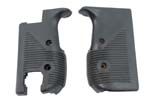 Grips, Pair w/ Used Original IMI Right Side & New Replacement Left Side