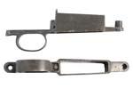 Trigger Guard w/ Floorplate Catch, Blued, Original, Used