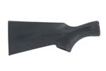 Stock Less Recoil Pad, Youth, 12 Ga, Blk Synthetic, Checkered,Tear Drop Grip Cap
