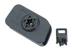 Trigger Lock w/ Key, Black Plastic, New