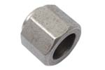 Barrel Takedown Nut, .308/.243/6mm, Nickel Plated