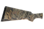 Stock, 12 Ga., Synthetic, Realtree Hardwoods HD, Checkered Sides, Vent Rec Pad