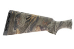 Stock, 20 Ga, Synthetic, Realtree Hardwoods HD, Checkered Sides