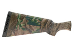 Stock, 20 Ga, Synthetic, Realtree Hardwoods Green HD, Checkered Sides