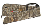 Benelli Floating Zippered Gun Case, 52&quot;, Advantage Max-4HD