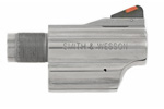 "Barrel, .44 Mag, 3"", Magna-Ported, Nickel (Red Insert Front Sight)"