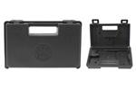 Pistol Case, Beretta, Molded Plastic w/ Pre-Formed Interior & Beretta Logo