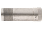 Choke Tube, 12 Ga, Extended, Single-Ring Serrated Pattern, Skeet 2, 2-1/2""