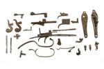Double Barrel Shotgun Parts Grab Bag