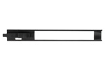 "Action Bar, 20 Ga., 3"", 8 3/4"" OAL"