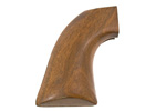 Grip, 1 Piece, Plain Smooth Walnut