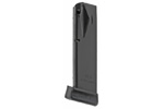 Magazine, 9mm, 20 Round, Matte Black, New (Mec-Gar)